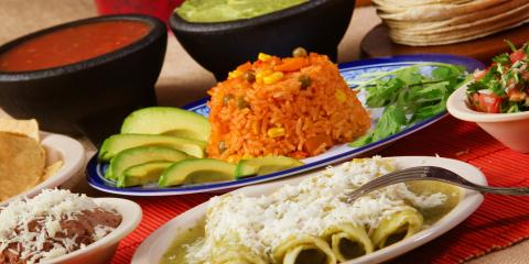 3 Delicious Ingredients Used in Mexican Food, Harrison, Ohio