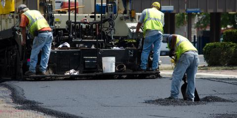 How to Save on Asphalt Paving Repairs by Identifying the Source, Hamilton, Ohio