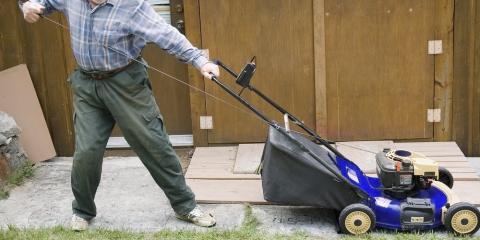5 Signs You Need Lawn Mower Repairs, Hamilton, Ohio