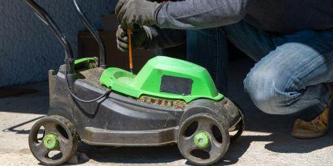 3 Lawn Mower Repairs Anyone Could Do, Hamilton, Ohio