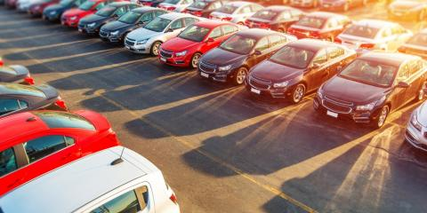 5 Essential Parking Lot Maintenance Tips, Hamilton, Ohio