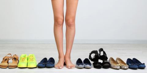 Podiatrist Explains Why the Right Shoe Size Is Important, Lawrenceburg, Indiana