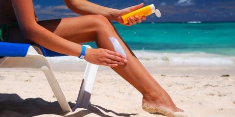 Top 5 Reasons to Always Wear Sunblock This Summer, Hamilton, Ohio