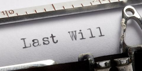 What to Include in a Simple Will, Hamilton, Ohio