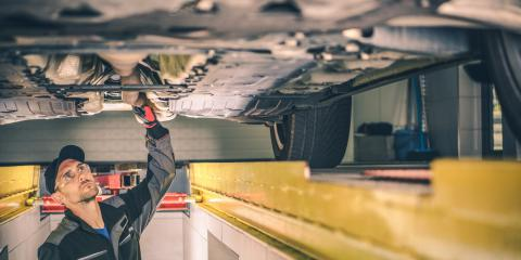 A Brief Guide to Cleaning the Undercarriage of Your Car, Fairfield, Ohio