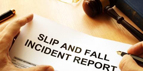 How Do Indoor & Outdoor Slip & Fall Cases Differ?, Fairfield, Ohio