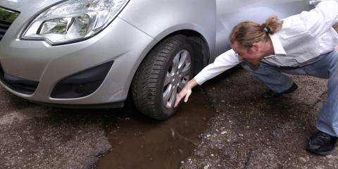 What to Do if You Hit a Pothole, Hamilton, Ohio