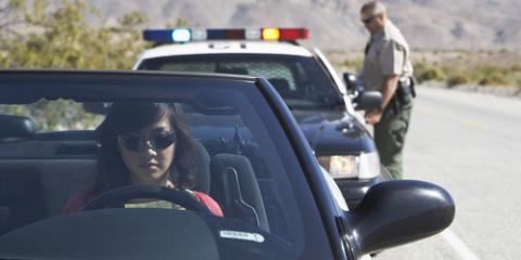 The 5 Most Common Traffic Violations, Fairfield, Ohio