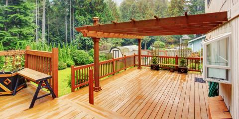 Do's & Don'ts for Designing a New Deck, Hamilton, Ohio