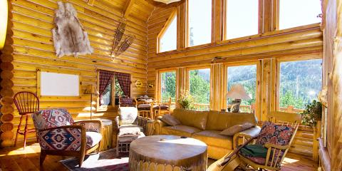 3 Standout Features of Log Cabins, Bloomery, West Virginia