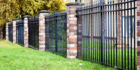 4 Common Myths About Aluminum Fences, Hamptonburgh, New York