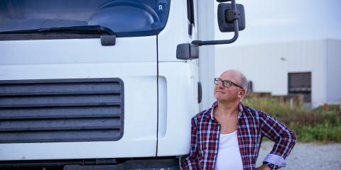4 Tips to Keep Truck Drivers Relaxed on the Road, Medina, Ohio