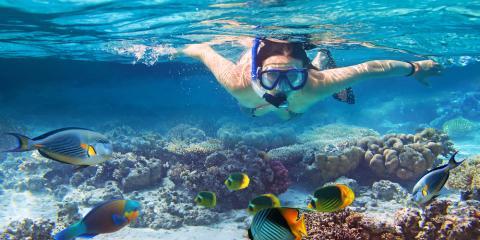 Deportes acuáticos grandes naturales
