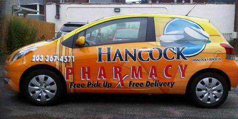 Get Medication Refills Straight to Your Door With Hancock Pharmacy's Free Delivery Services, Hartford, Connecticut