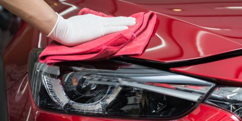 5 Advantages of Hiring a Hand Car Wash Team, Southeast Montgomery, Texas