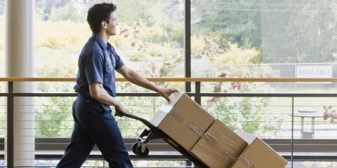 3 Ways a Hand Truck Reduces the Risk of Injury, Manhattan, New York