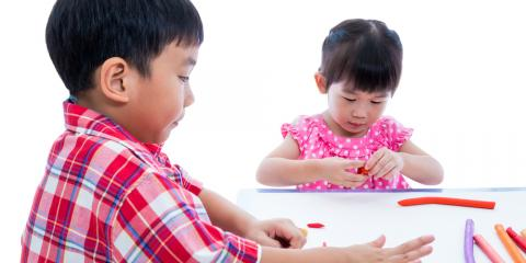 How to Boost Your Preschool-Age Child's Hand & Finger Skills, Columbia, Illinois