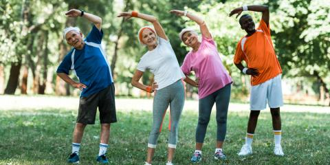 4 Major Benefits Of Stretching, High Point, North Carolina