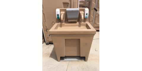 3 Hand Wash Station Practices to Follow When Using a Port-a-Potty, Waterloo, Illinois