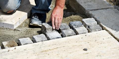 Choose the Right Amount of Base Material: Sand & Gravel Pros Explain, Cincinnati, Ohio
