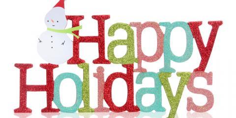 Happy Holidays! , Sioux Falls, South Dakota