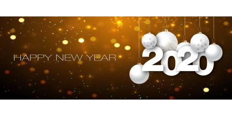 Wishing everyone a Happy and Healthy New Year!!!!, Forked River, New Jersey