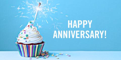 Happy 3 Year Anniversary to Greg Woolridge, Rapid City, South Dakota