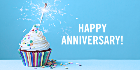 Happy 1 Year Anniversary Tammy Ackerman, Rapid City, South Dakota