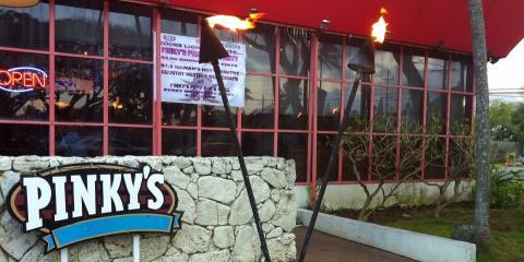 Enjoy Happy Hour Specials at Pinky's Pupu Bar & Grill, Koolaupoko, Hawaii