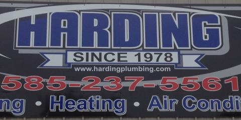 Harding Plumbing and Heating, Heating, Services, Perry, New York