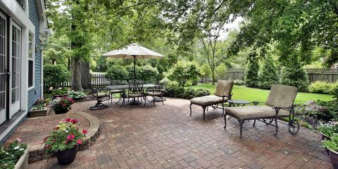 3 Reasons to Build a Patio, Rock, Missouri