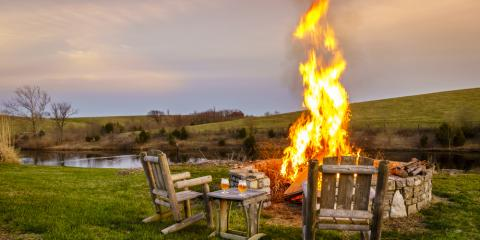 Install a Fire Pit With a Hardscape Expert's Help, Lewisburg, Pennsylvania