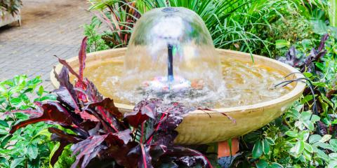 Hardscaping Experts Offer 3 Fountain Maintenance Tips, Honolulu, Hawaii
