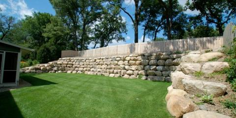Does Your Home Need Retaining Walls?, Webster, Minnesota