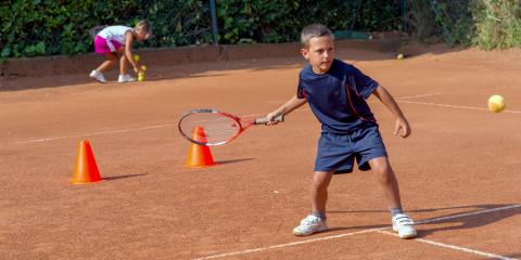 Parents & Players Love Hardscrabble Club's Tennis Camps in Brewster , Brewster, New York