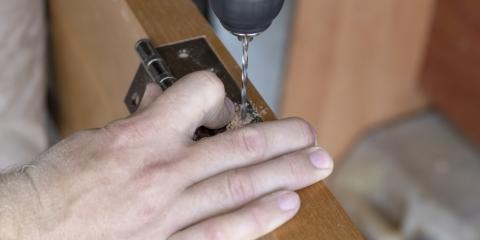 5 Types of Hinges for Exterior Doors, Stayton, Oregon