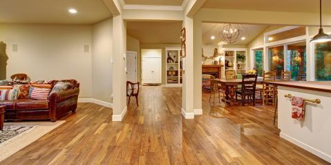 How to Fix a Squeaky Hardwood Floor, Chesterfield, Missouri