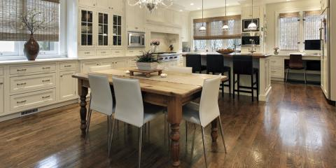 How to Select a Hardwood Flooring Option for Your Kitchen, Chesterfield, Missouri