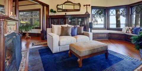 3 Tips for Using Area Rugs on Hardwood Flooring, Chesterfield, Missouri