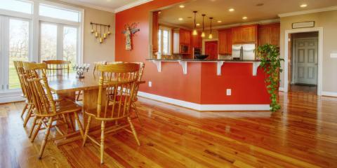 3 Benefits of Hardwood Flooring, Marietta, Georgia