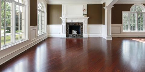 How Hardwood Flooring Increases Home Value, Pittsford, New York