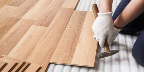 A Guide to Laminate Vs. Hardwood Flooring, Seneca, Wisconsin