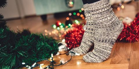How to Keep Hardwood Floors Clean This Holiday Season, Hamilton, Ohio