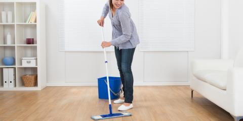 How to Keep Your Hardwood Floors Clean & Looking Beautiful, Wonewoc, Wisconsin