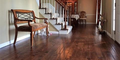 3 Ways to Maintain Clean Hardwood Flooring in the Winter, Chesterfield, Missouri