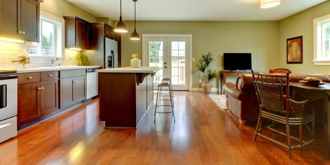 The Best Rooms for to Install a Hardwood Floor, Green, Ohio