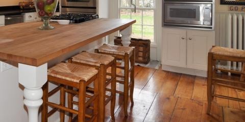 Give Your Home Old-World Character With Distressed Hardwood Flooring, Providence, Rhode Island