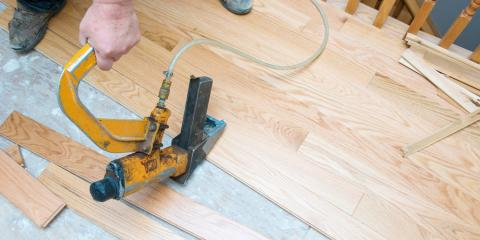 How to Know When to Replace Carpet and Wood Flooring, Green, Ohio