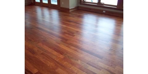 Protect your hardwood floor from sun discoloration with for Hardwood floors queens ny