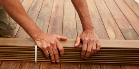 3 Materials to Use for Deck Installation, Maysville, Kentucky